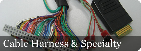 cable harness and specialty cables Cable Harness at jt tech electronics, we provide design and engineering of cable harness manufacturing from small orders to high volume production cable harness